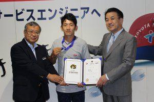 BMXプロライダー高木選手銀メダル!!
